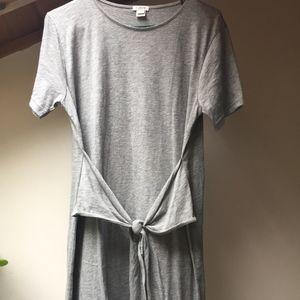 J Crew T-shirt Dress